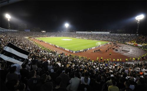 Picture of Stadion FK Partizan
