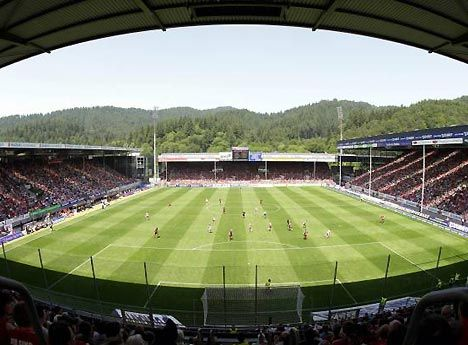 Picture of Schwarzwald-Stadion