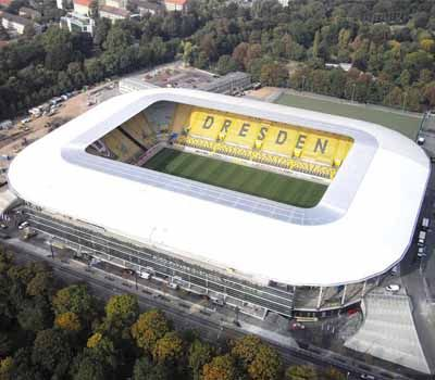 Picture of Stadion Dresden