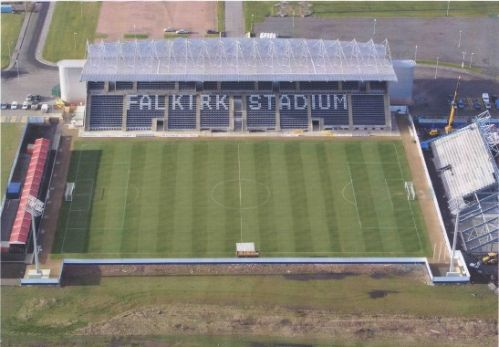 Picture of Falkirk Stadium