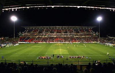 Image du stade : Hunter Stadium