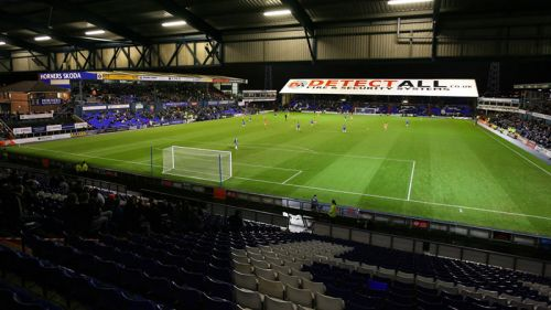 Picture of Boundary Park