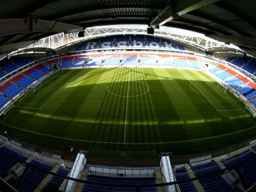 University of Bolton Stadiumの画像