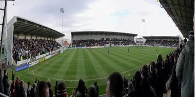 Picture of St. Mirren Park