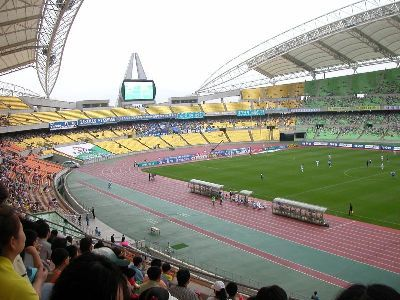 Picture of Seoul Sang-am Stadium