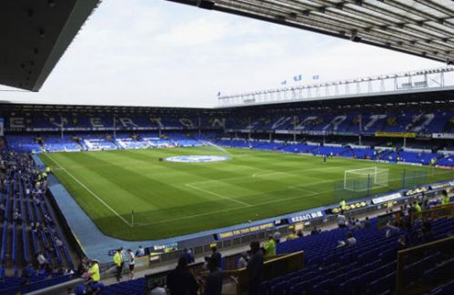 Picture of Goodison Park