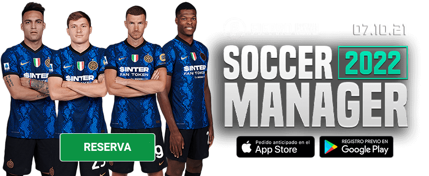 Soccer Manager 2022 Reserva
