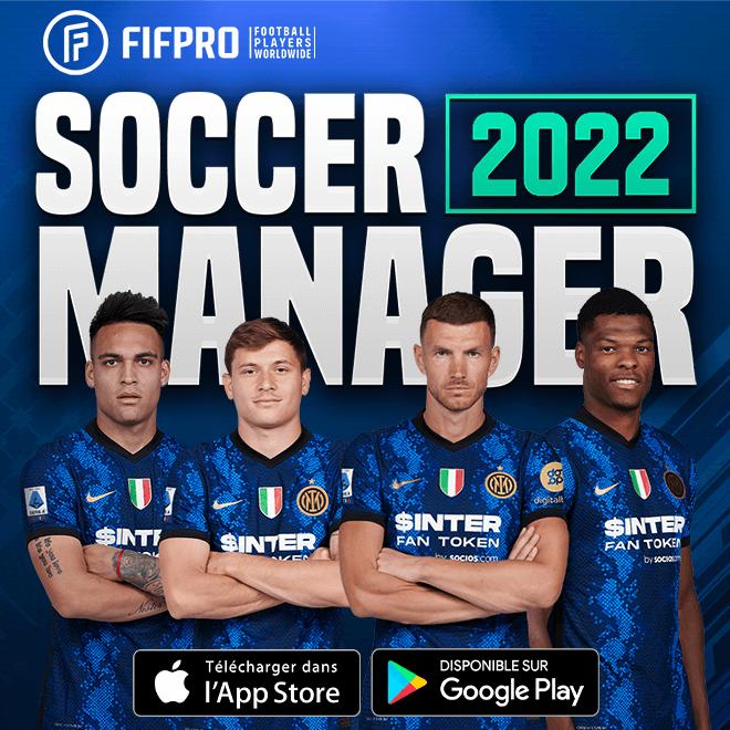 Soccer Manager 2022 Jouer maintenant