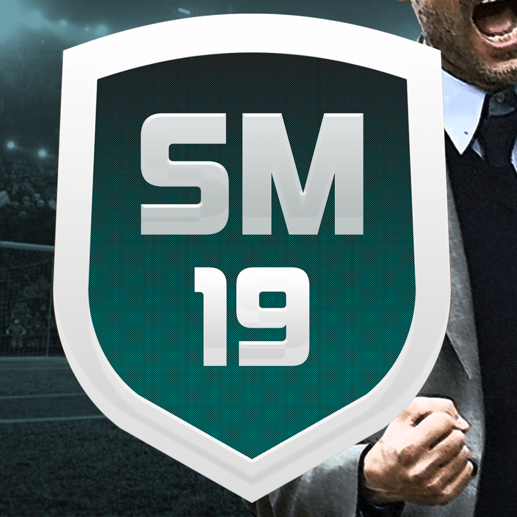 Soccer Manager 2019 app icon