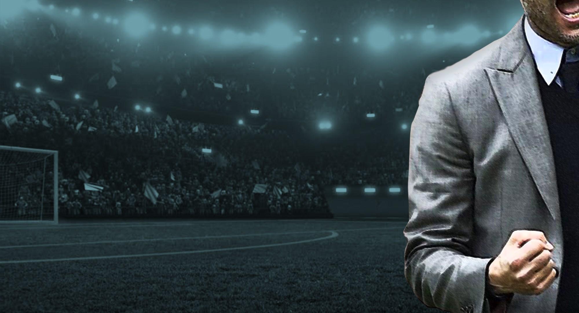 Soccer Manager 2019 background