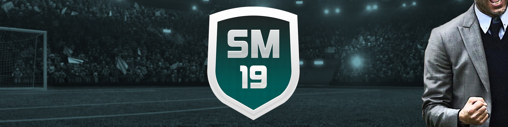 Soccer Manager 2019 banner 2000x500