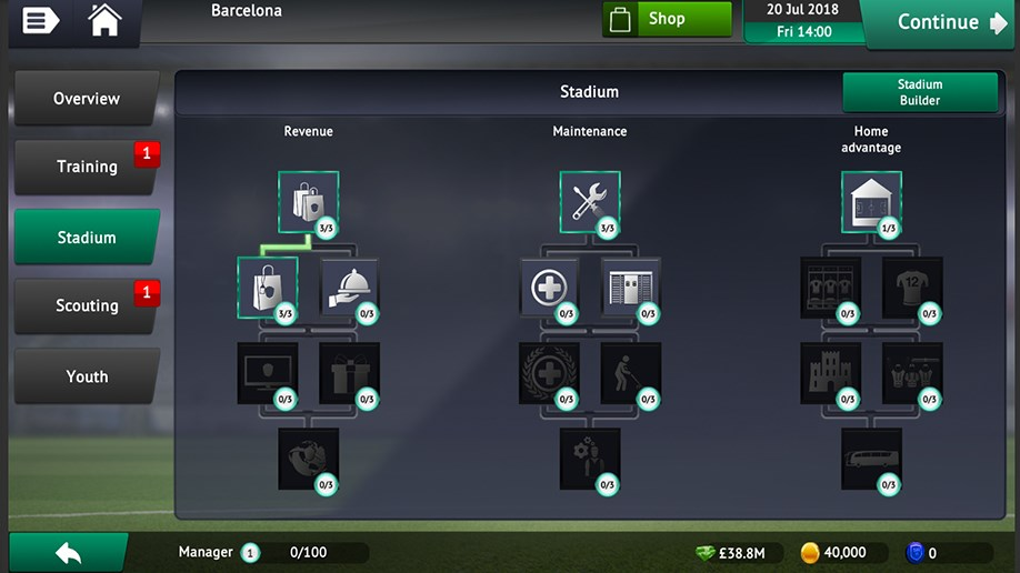 Soccer Manager 2019 Build Your Club On And Off The Pitch