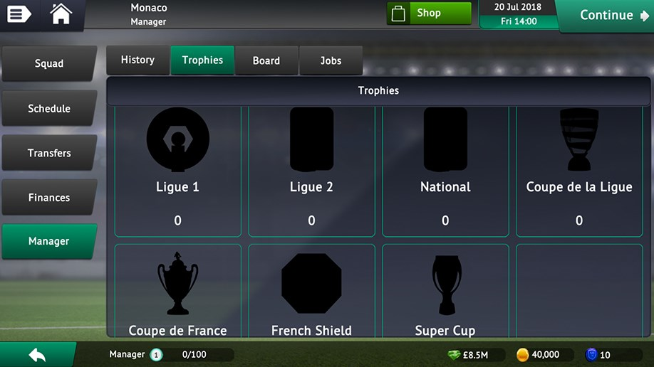 Soccer Manager 2019 Compete For Success