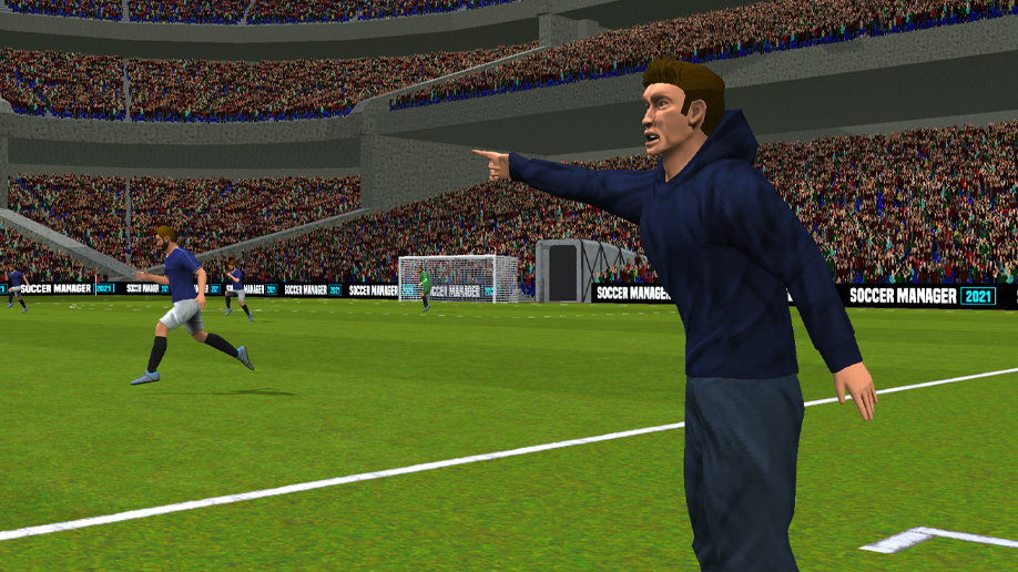 Soccer Manager 2021 Outsmart your opponents