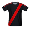 Leverkusen home football jersey
