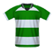 Yeovil Town football jersey