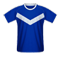 Southend United jersi bola sepak