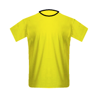 Borussia Dortmund home football jersey