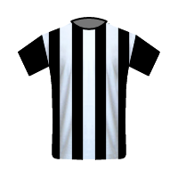 Chorley FC home football jersey
