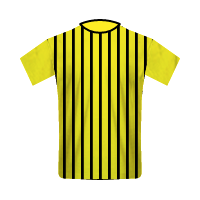 Almirante Brown home football jersey