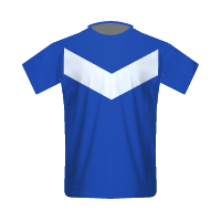 Montrose home football jersey