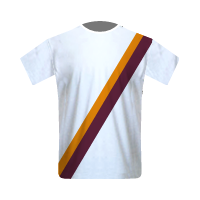 AS Roma away football jersey
