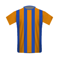 Pune City home football jersey