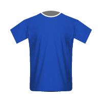 Leicester City home football jersey