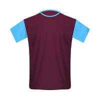 Aston Villa home football jersey