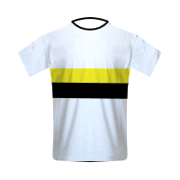 Dumbarton home football jersey