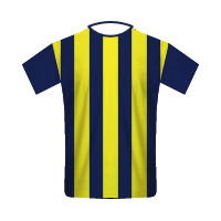 SS Juve Stabia home football jersey