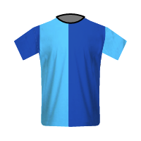 Le Havre AC home football jersey