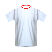 Sevilla camiseta de fútbol de local