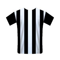 Angers SCO home football jersey