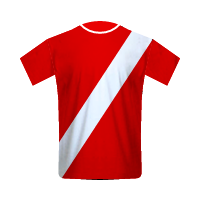 Argentinos Juniors home football jersey
