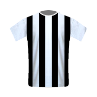 Club Cipolletti home football jersey