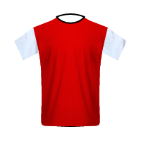 AZ Alkmaar home football jersey