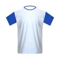 SC Bastia away football jersey