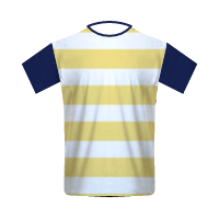Dorados de Sinaloa home football jersey