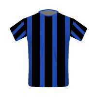 Atalanta BC home football jersey