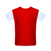 Rotherham United home football jersey