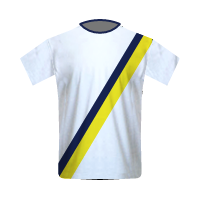 Los Angeles Galaxy home football jersey