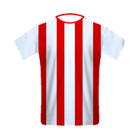 Necaxa home football jersey
