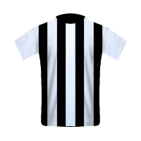 Santos FC away football jersey