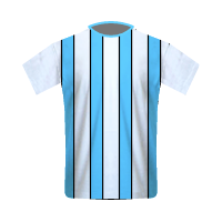 Málaga CF home football jersey