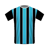 Ipatinga FC away football jersey