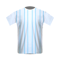 Grêmio away football jersey