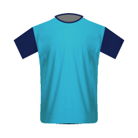 Manchester City home football jersey