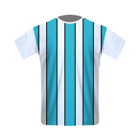Olympique Marseille home football jersey