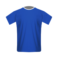 Peterborough United home football jersey